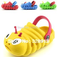 garden clogs shoes - HuiLi Warrior Summer Children Shoes sandals slippers child mules and clogs eva hole shoes kids garden shoes for boys gils