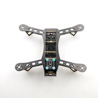 best quadcopter kit - BEST WASP280 mm Mini Axis Fiberglass RC Quadcopter Frame Kit DIY for FPV RC Drone UAV Camera As Alien Across F14702