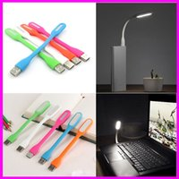 usb gadget - 2015 Bendable Mini USB Led light Lamp universal for device usb interface power supply like Laptop computer power bank USB Gadget