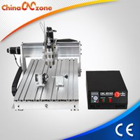 auto engraver - cnc wood router W four axis engraver engraving milling machine desktop with limit switch with auto checking tool