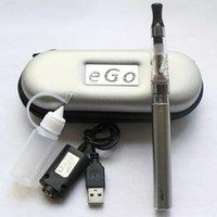 Cheap Ego CE4 starter kit CE4 atomizer Electronic cigarette e cig kit 650mah 900mah 1100mah EGO-T battery blister case Clearomizer E cigarettes
