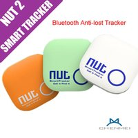 Wholesale Nut Smart Tag Smart Bluetooth Tracker Key Finder Alarm Location Tracker For Kids Without Battery Pet Personal belongings