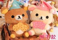 Wholesale NEW Kawaii cm Various Styles Lovers Rilakkuma Doll Plush Stuffed Toy Soft Toy Birthday Gift Retail