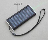 Promoção 1350mAh carregador Solar USB Power painel lanterna de bateria para MP3/MP4 PDA celular DHL