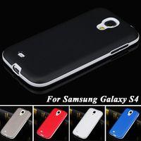 i9100 - Ultra Slim Thin Soft Translucent TPU Plastic Bumper Case For Samsung Galaxy S2 S3 S4 mini s5 I9500 I9600 i9100 Phone Rubber Silicone Cover