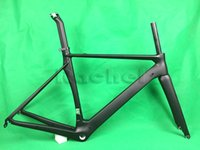 Wholesale OEM road bike UD carbon fiber frame glossy matte full carbon FIBRE bicycle frameset