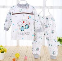 Wholesale set cheapest Newborn Baby Clothing Set Brand Baby Boy Girl Clothes Cotton Cartoon Underwear NT046