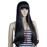 Wholesale A new arrival Cheap Human Hair Wigs for Beauty Black Color Non mainstream naturally curly hair