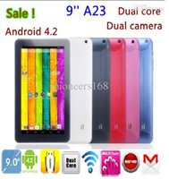 Wholesale DHL quot Android Big Battery Dual Webcam GHz MB GB Wifi Webcam T12 Android Tablet inch Tablet PC