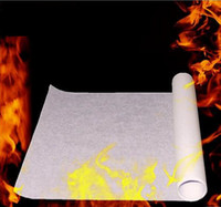Wholesale 50 sheets White flash paper Nitrocellulose Paper x cm Magic Tricks Satge Magic props Fire Magic Accessories Close up