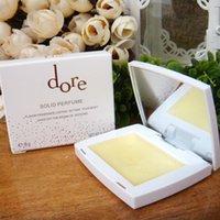 eau de toilette perfume - Brand ladies perfumes with cosmetic mirror solid perfume cream for women fragrance Eau de toilette g