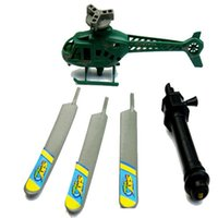 Wholesale Hot Sale Handle Pull Planes Power Helicopters Children Outdoor Toys order lt no track