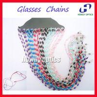 beaded eyeglass holder - KMD001 Beaded Pearl Sunglass Reading Glasses Eyeglass Chain Cord Rope Holder