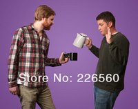 white ceramic mug - Piece Gun Mug Pistol Grip Cup Gun Handle Ceramic Coffee Mug Black White U Choose