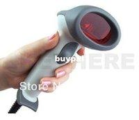 Wholesale 5pcs USB Long scan laser BARCODE SCANNER BAR CODE READERpnm1