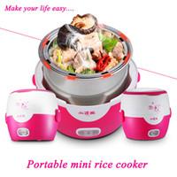 rice cooker - Fashion Korean L Mini Rice Cooker Electric Rice Cooker Electric Small Rice Cooker For Students Portable cooker
