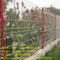 wire mesh fence - Garden Red Color Wire Mesh Fence mm Diameter