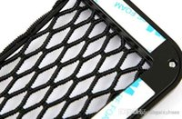 auto cars net - Car Storage Nets Resilient Vehicle String Bag Phone holder for iphone and samsung Auto Pocket Organizer