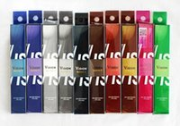 ego twist batteries - Vision Spinner II eGo Twist Battery Variable Battery mAh V V Vision Spinner for eGo Atomizer with retail box