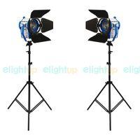 arri kit lighting - Studio Fresnel Tungsten Continuous Lighting Kit with Light Stand as ARRI W studio lighting kits PSK10A2