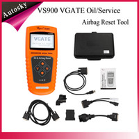 audi service warranty - 2015 Latest Version VS900 VGATE Oil Service and Airbag Reset Tool With One Year Warranty
