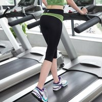 Wholesale Brand High Quality Women s Stretch tights lulu Yoga Sports Gym Pants Running Fitness Leggings Capris For Women Trousers Tights