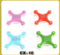 Wholesale CX helicopters Blade For Spare Parts Blade Set CX RC Quadcopter shell Spare Parts Blade Set