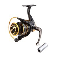 Wholesale High Quality BB Right Left Hand Fishing Reel Interchangeable Handle Spinning Carp Fishing Reel Fishing Gear Y0673