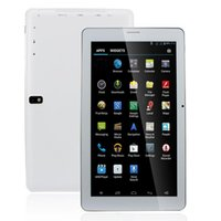 Venta caliente 9 pulgadas 2G GSM Phone Call A23 Dual Core Camera Phone Tablet Android 4.2 de Allwinner A23 512MB RAM 8GB Tablet PC AMPE A92 002364