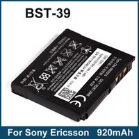 ericsson w910i - For Sony Ericsson W910i Battery BST Battery mAh With Excellent Qualtiy
