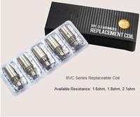adapt dual - BVC Coils Atomizer E Cigs adapt for ET BDC Atomizers CE5 S BDC ET S BDC Dual Coils et K1 ce5 BDC Atomizer CE5 BDC Atomizer DHL