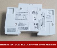 air break switches - FreeShipping SX11 C10 A P Single Phase Circuit breaker Air break switch Miniature