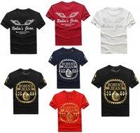 tshirt - 2016 new high Quality Robin Jeans Men Tshirt Cotton robin men t shirt tee hip hop men short sleeve shirt m xxxl