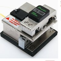Wholesale Original Pro sKit FB Fiber Cleaver Portable Single Mode High Precision Fiber Cleaver optical fiber cleaver