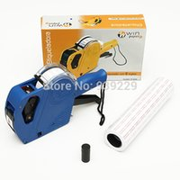 Wholesale Universal Price Tag Pricing Lable Labeller Gun MX EOS Digits Ink Roller