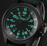 green army men - AVENGER Mineral Glass Shark Army Auto Date Green Nylon ATM Water Resistance US Navy Montre Homme Men Military Watch Gift Box SAW085