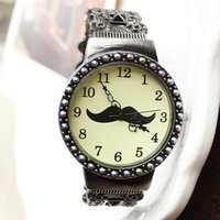 bargain discount - Discount bargain Korean Sen female vine white ancient hollow pattern beard bracelet watch watch Ms
