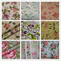 Wholesale High end European rural pure cotton cloth customized contracted and contemporary table cloth art sofa clearance sofa cover
