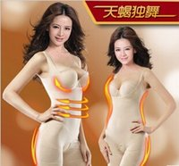 Wholesale Wedding Dress Underwear Slimming Seamless Slim Tubes Magic Skirt Shapewear Slim thin high elastic leotard Shapewear invisible