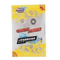 Precio de Rodamientos 5mm-Comercio al por mayor-Libre AODA Marca en forma de U reemplazo Yo-Yo cojinete de cerámica rodamientos de bolas 5 x 11 x 5 mm + String