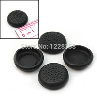 Wholesale 4pcs New arrive Freeshipping Controller Analog Grips Thumb stick cover Caps For Sony Playstation PS4 Controller T1224 P