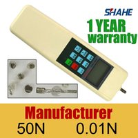 Wholesale force meter HF digital force meter N Handheld Force Gage Tools And Equipment