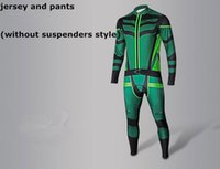 arrow bikes - NEW Green Arrow Cycling Bicycle Bike Breathable Quick Dry jersey T shirt amp Pants thermal fleece arrow cycling jersey