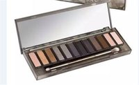 makeup - New pre HOT Makeup NUDE Smoky Palette Color Eyeshadow Palette g High quality DHL GIFT