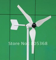 Wholesale small wind generator W V wind turbine for House The portable design kg The wind turbine controller built in
