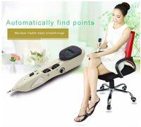 al por mayor nuevos equipos electrónicos-2016 nuevo lápiz meridiano de acupuntura ly-508b Electronic masaje acupuntura lápiz punto de masaje instrumento para agujero equipo / 508b