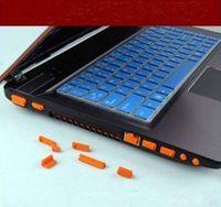 Wholesale pc set Laptop dust plug laptop dustproof plug usb dust plug Silicone Anti Dust Plug Cover Set Stopper