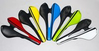 Wholesale Full Carbon Fiber T700 Bike Bicycle Cycle MTB Saddle Seat g OEM ODM Saddle with Faouse logo or OEM ODM Your Logo Lable More Colors