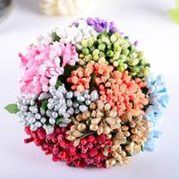artificial flowers and greenery - Wedding decoration cm Pearl Artificial Flowers Stamen Fruit bouquets and greenery Wedding Supplies Flower Z HD029