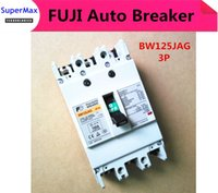 Wholesale High Quality Original FUJI Auto Breaker BW125JAG P A three phase circuit breaker order lt no track
